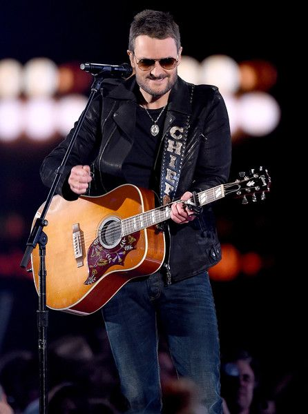 Eric Church Photos: 50th Academy Of Country Music Awards - Show