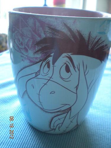 """Disney's Winnie The Pooh """"Eeyore"""" Coffee Cup"""