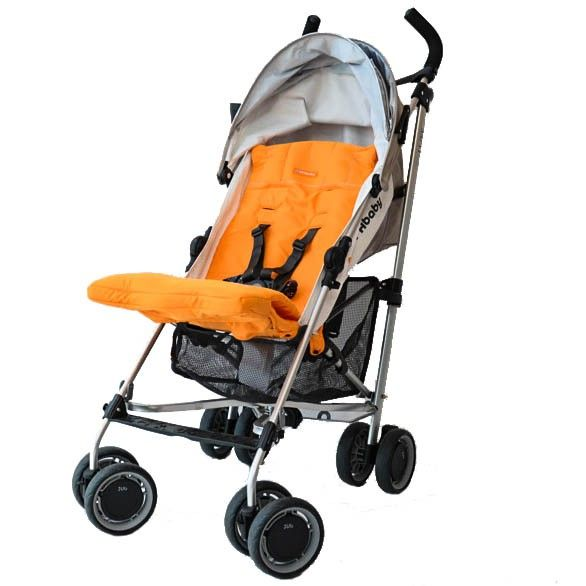UPPAbaby G-Luxe - winner of BabyGearLab's Editors' Choice Award for Best Umbrella Stroller