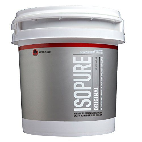 Isopure Original Protein Powder Strawberries Cream 88 Pounds Packaging May Vary -- Be sure to check out this awesome product.