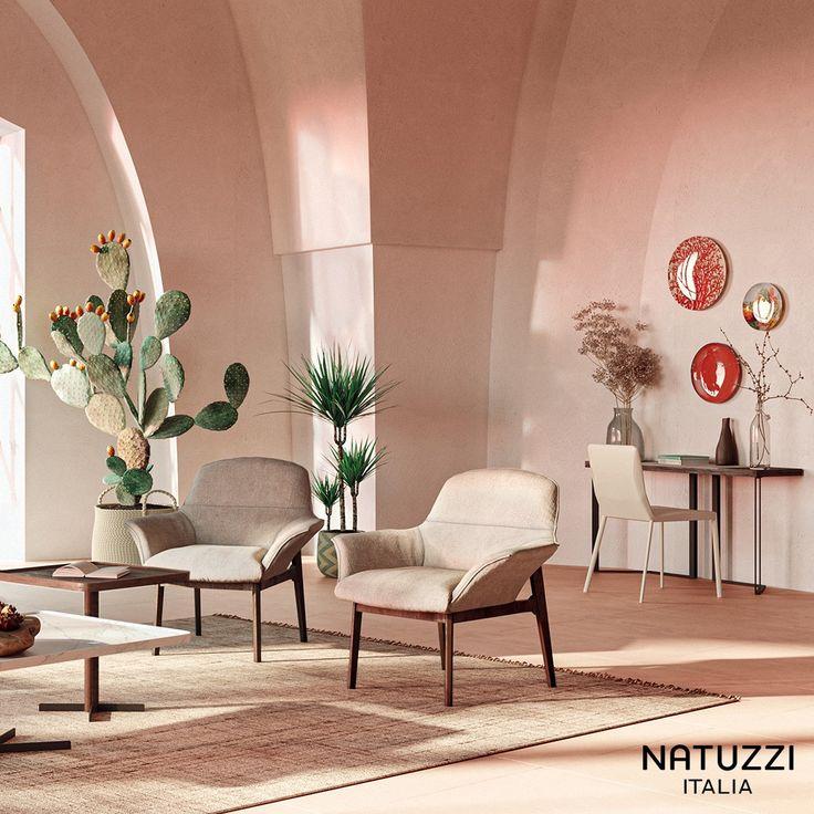 Natuzzi Contemporary Sofas Our Aura Armchair And Voila Desk Are The Contemporary Designers Furniture Furniture Contemporary Sofa Furniture Design