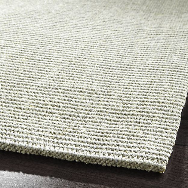 Durable And Versatile, Our Sisal Rugs Are An Excellent Way To Dress Up  High Traffic Living Areas. Crafted Of Natural Sisal Fiber In Dove Grey, ...
