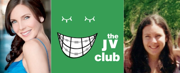 The JV Club episode 2: June Diane Raphael! Listen to the episode on iTunes or at nerdist.com/2012/03/the-jv-club-2-june-diane-raphael/