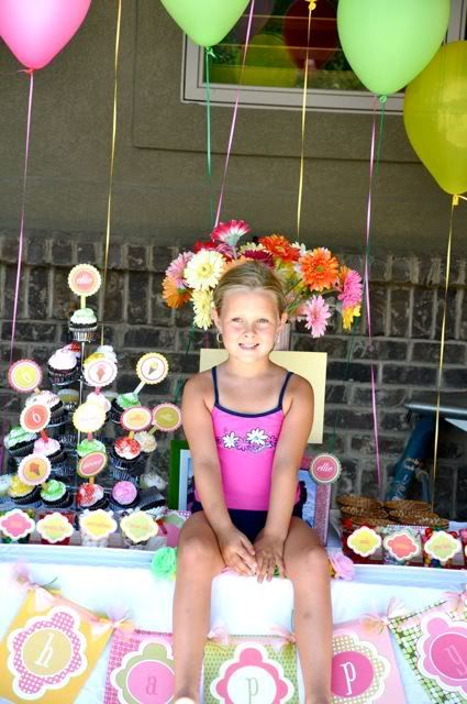 Swim Birthday ideas