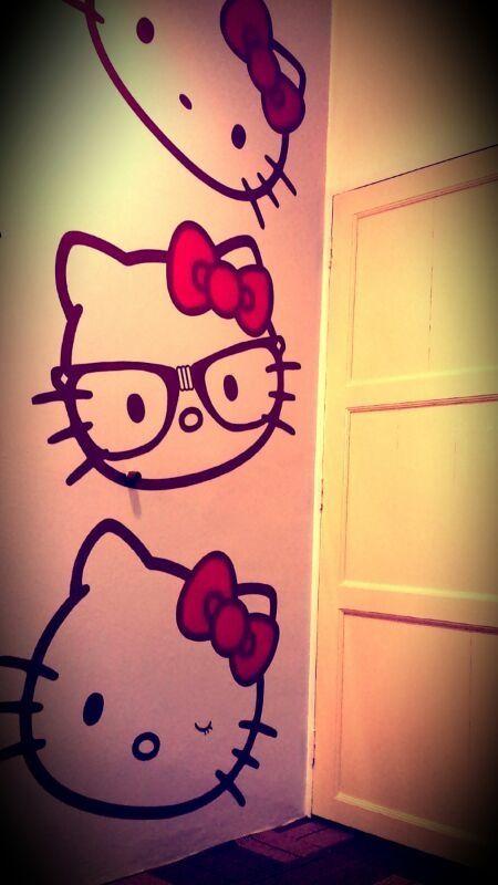 Hello Kitty Wallpaper.