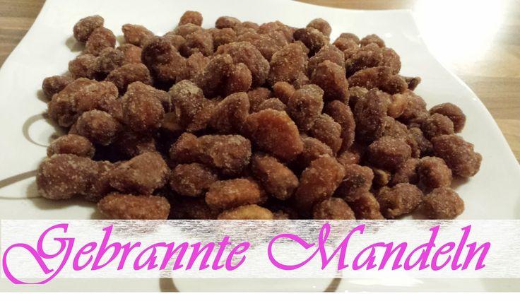 Jeannette's Low Carb Rezepte: Gebrannte Mandeln