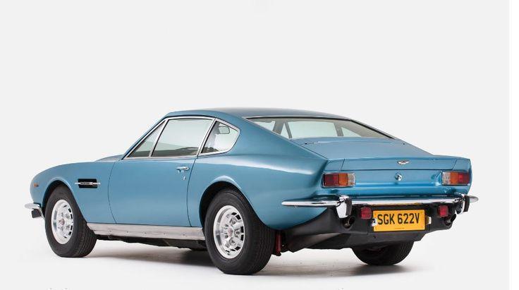 1980 Aston Martin V8 Series IV Oscar India
