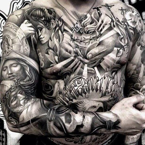 Un tatuaj uimitor