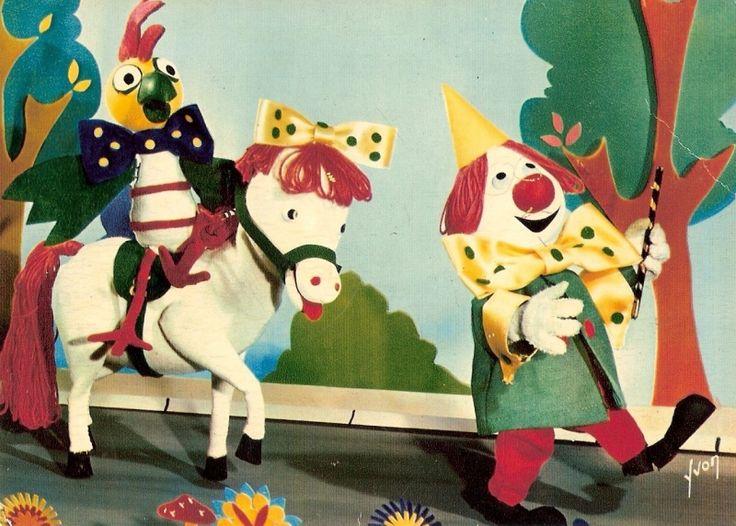 1966: Kiri le clown