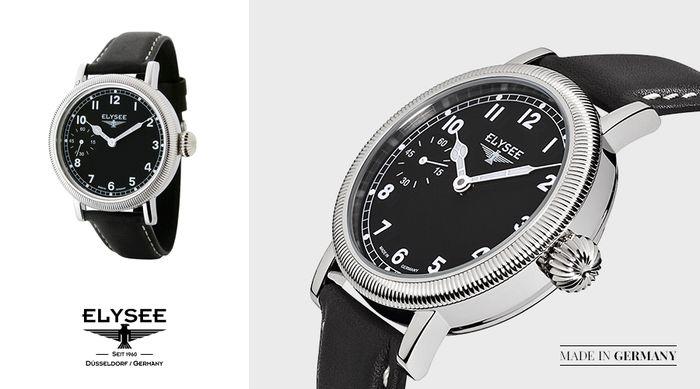 Zegarek Danaos Elysee z kolekcji Executive. Sprawdź, gdzie można kupić nasze zegarki: http://bit.ly/Sklepy_Elysee