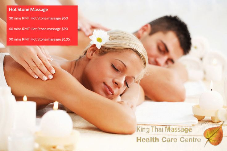 King Thai Massage Health Care Centre offering super affordable packages for #registered #massage #therapy #Toronto. Any kind of massage therapy like #Swedish, #Thai, #HotStone starting from $60.