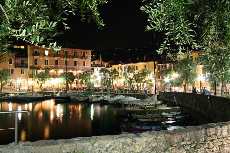 Hotel & Residence Torri del Benaco - Lake Garda