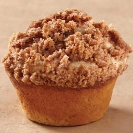 Cinnamon Streusel Muffins for Micah.  Add extra cinnamon, use half white wheat and half white flour and serve with cinnamon butter.  Best straight from oven.