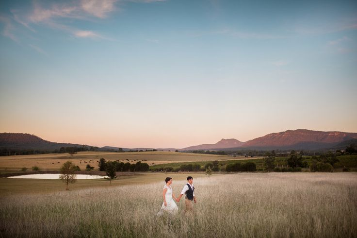 Adam's Peak in the Hunter Valley // Hilary Cam Photography