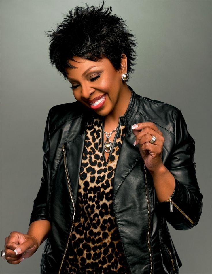 Gladys Knight. I still want to be one of her Pips! Some slick slacks, a couple of dance moves and some harmony. Best job ever!