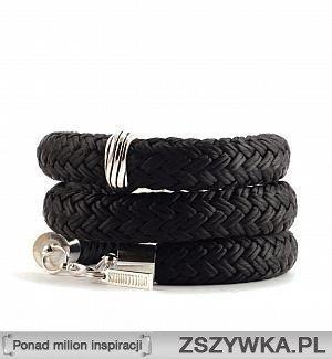 czarne sznurrrinki :)