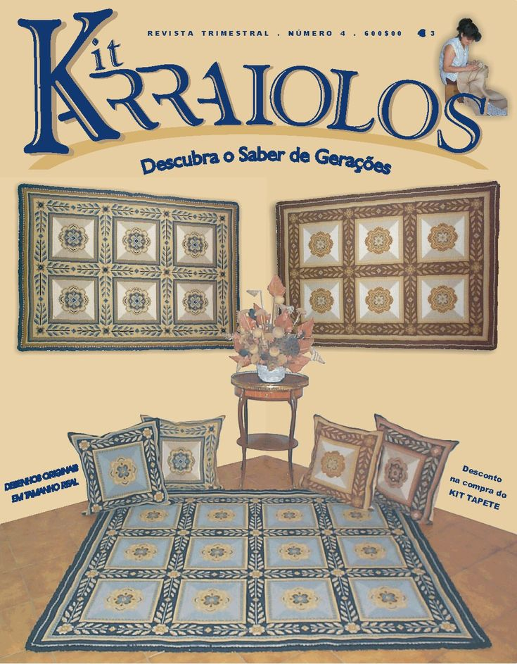 Revista de Arraiolos http://www.casatapetesarraiolos.com