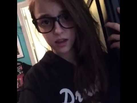 When your home alone and the doorbell rings ~ kaelyn ssg - YouTube