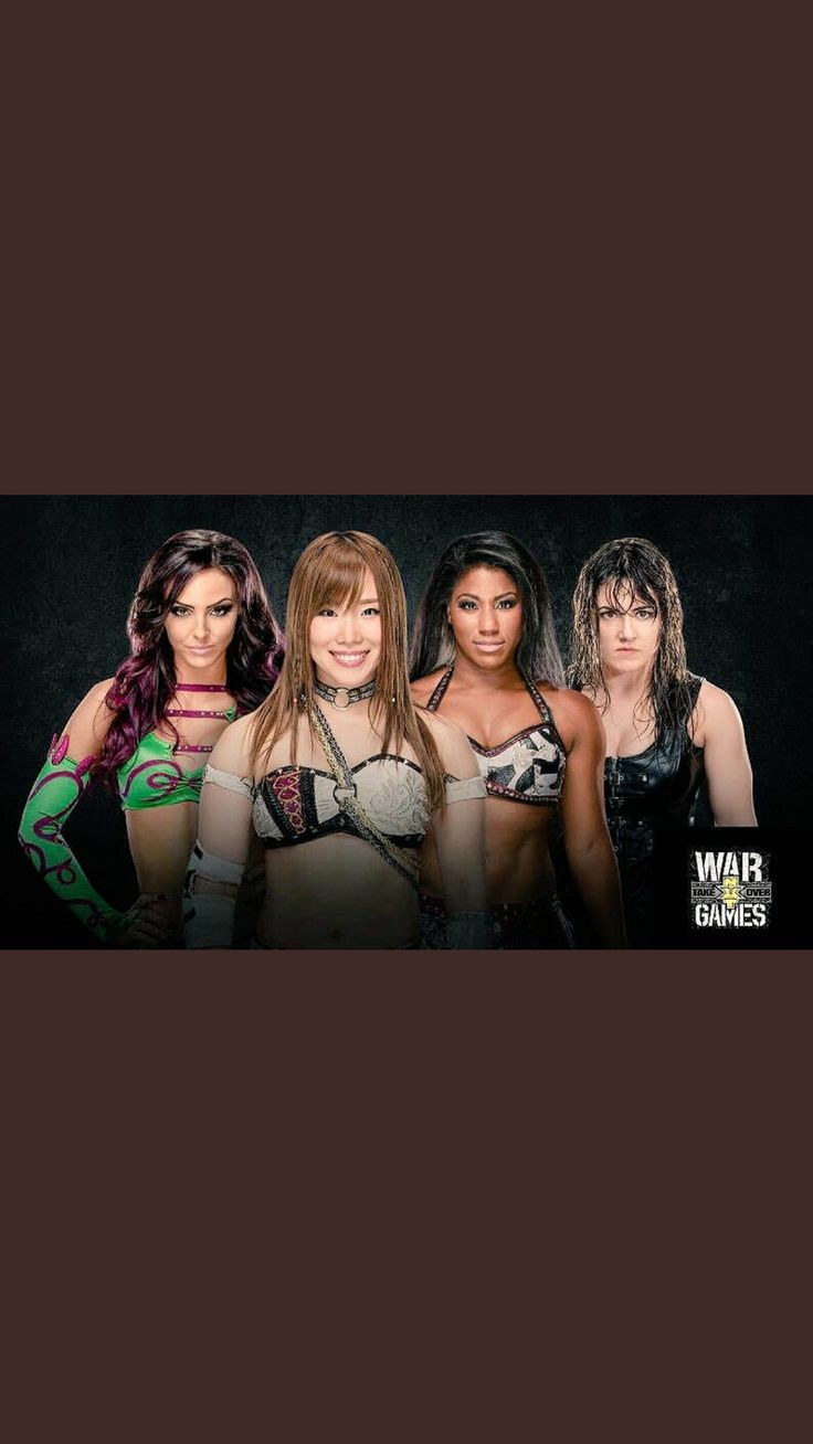 Fatal 4 way for the NXT Womens Championship