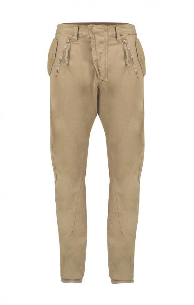 Ανδρικό παντελόνι με λάστιχο | Παντελόνια - Άνδρας | Metal Deluxe