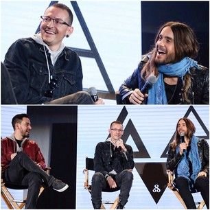 30 Seconds to Mars with Linkin Park Tour