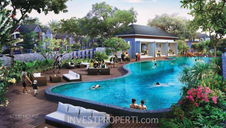 Club house Summarecon Emerald Karawang #sekar #summareconkarawang