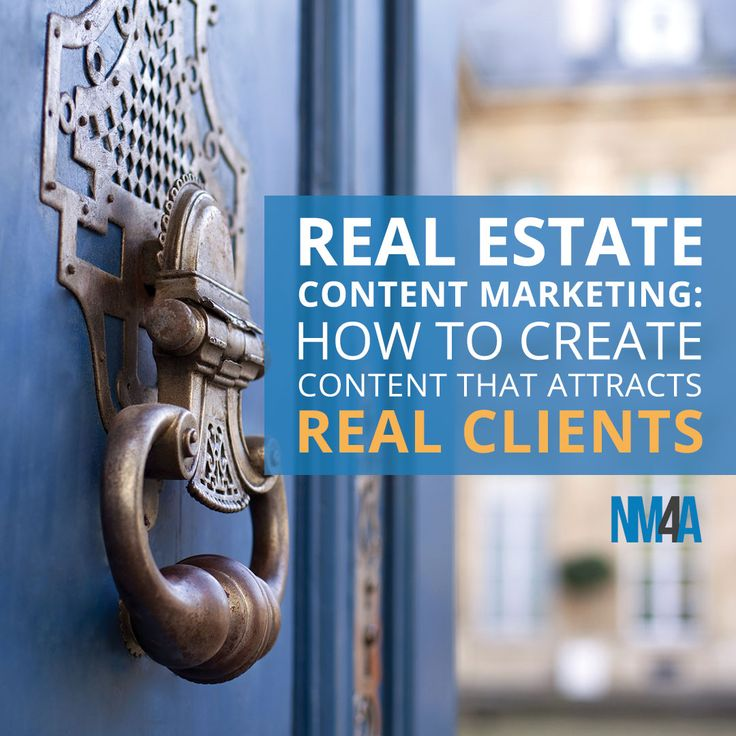 Learn how to create a real estate blog that attracts buyers with interesting, informative, and entertaining content.