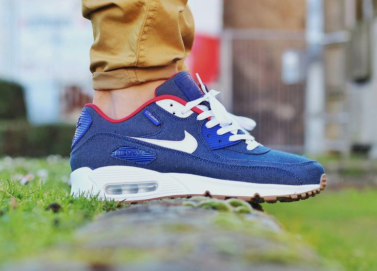 low priced bf7a3 d1401 ... Nike ID Air Max 90 Pendleton (by Frems) Design your own Nike US ...