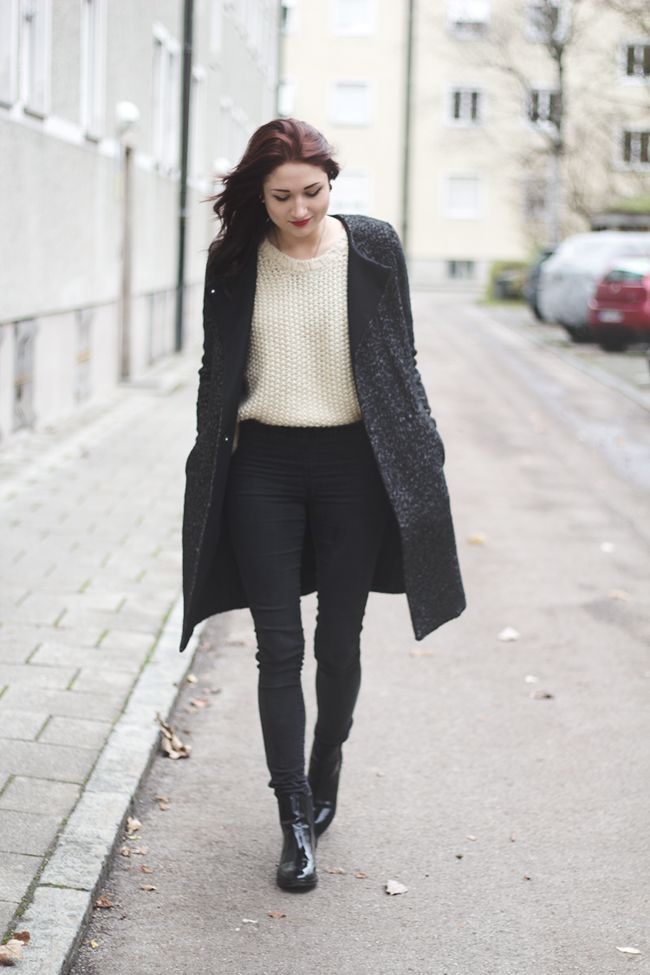 Zara Chelsea Boots, simple outfit, onepiece