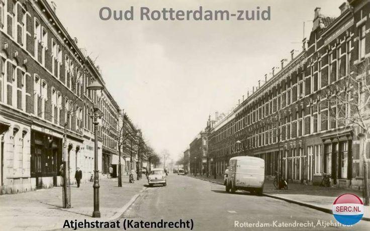 Rotterdam Katendrecht - Atjehstraat