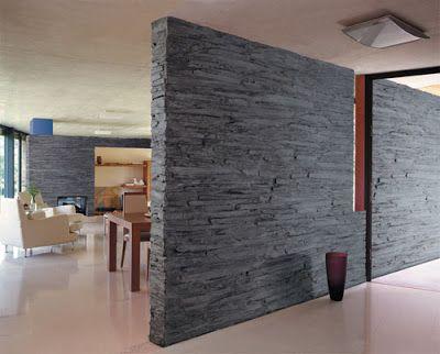 decoracin de interiores con piedra ideas para decorar disear y mejorar tu casa