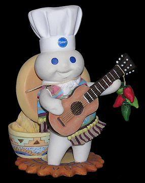 pillsbury doughboy figures pillsbury doughboy danbury mint china international mug - Pillsbury Dough Boy Halloween Cookies