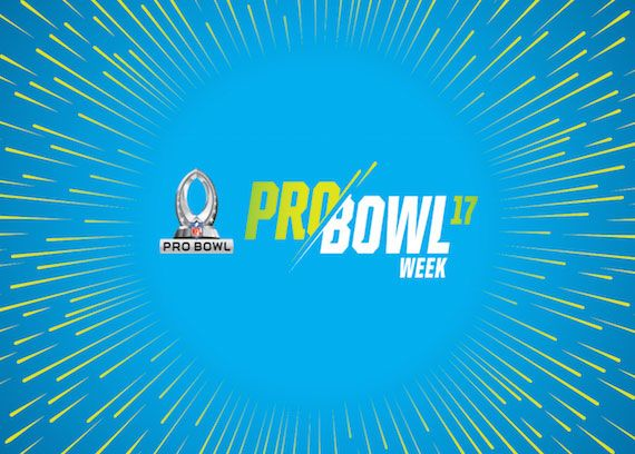 Details about this weekend's 2017 NFL Pro Bowl!