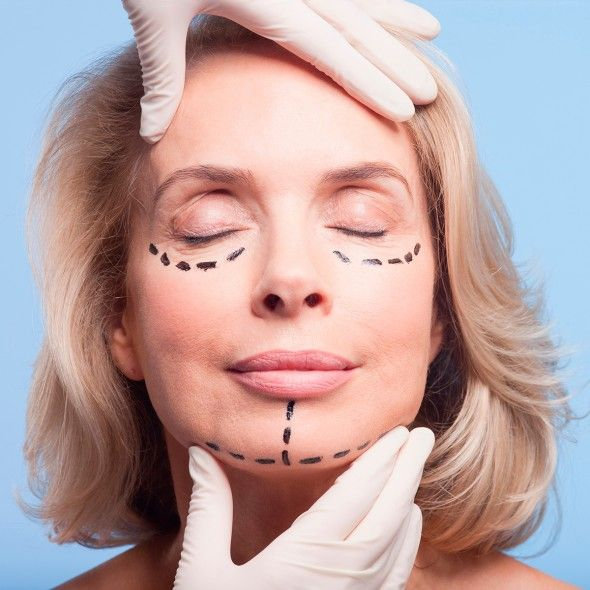 Eye lift and eyelid surgery facts - Anti-ageing advice | Good Housekeeping
