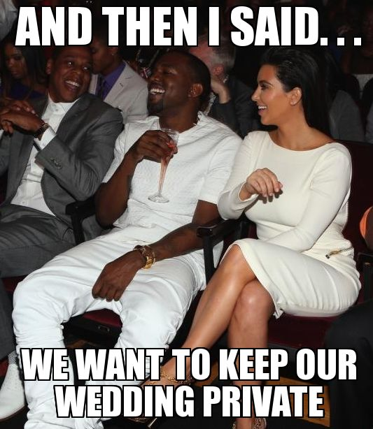 Feeling down today? We'll fix that right up with these hilarious Kim Kardashian memes!