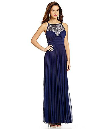 B darlin royal blue dress loose