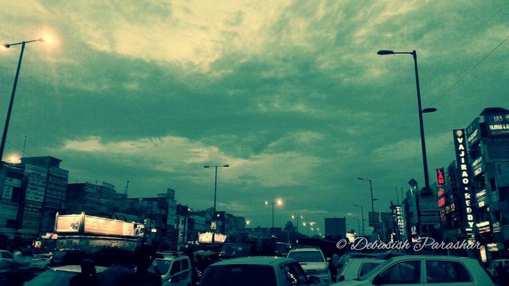 """Debasish Parashar's poems have a quiet resonance coupled with direct statements.""-Ananya S. Guha"