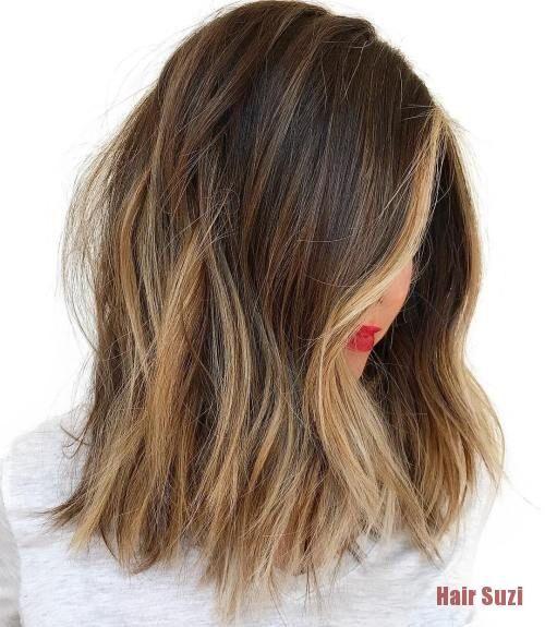 20 looks et idées de cheveux châtain clair  #chatain #cheveux #clair #idees #l… Ombre