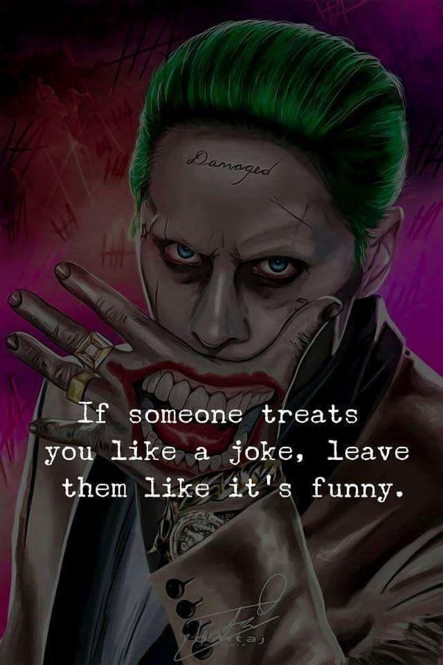 Jared Leto Joker Quotes : jared, joker, quotes, Joker's