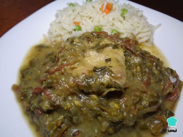 Receta de Costillas en salsa verde #RecetasGratis #RecetasMexicanas #ComidaMexicana #CocinaMexicana #Costillas