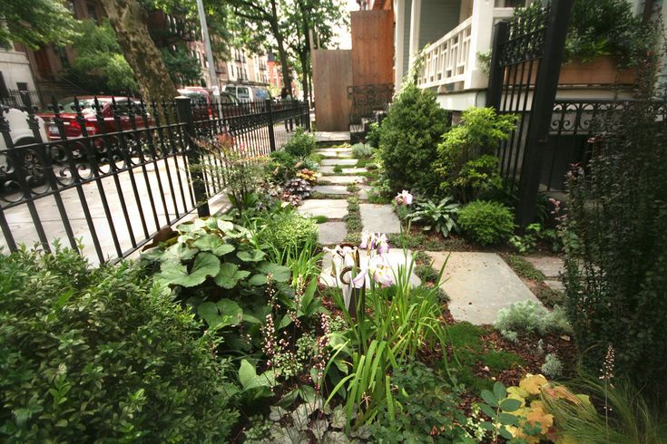 Garden Design Brooklyn Image Photo Decorating Inspiration