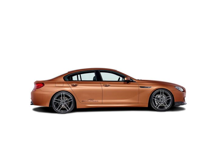BMW 640d Gran Coupe and 328i Touring Magic Copper editions by Ac Schnitzer 2013 wallpaper