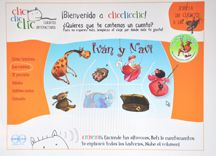 Interactive Spanish Stories (top link under Espanol)