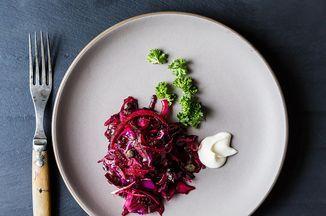 Fergus Henderson's Red Salad Recipe on Food52, a recipe on Food52