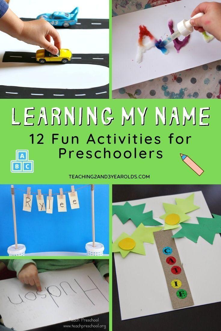 Preschool Name Activities Name Activities Preschool Preschool Names Name Activities Name writing activities for preschoolers