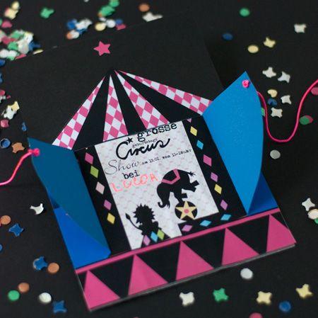 Wunderschön Gemacht: Zirkus Kindergeburtstag, Shoperöffnung Und Verlosung!