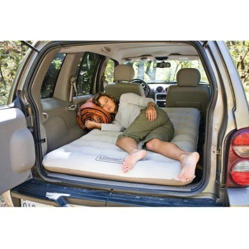 Packable Suv Quickbed Camping Air Mattresses Bedding Camping Mattress Sleepover