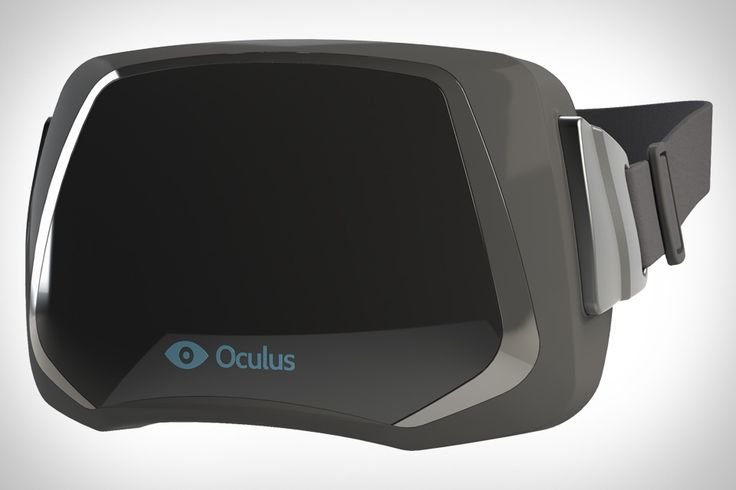 "Oculus Rift Gaming Headset  ""This will very soon be the future of gaming & more"""