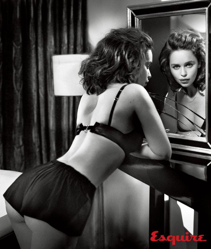 The Gorgeous Balance of Emilia Clarke, Sexiest Woman Alive 2015