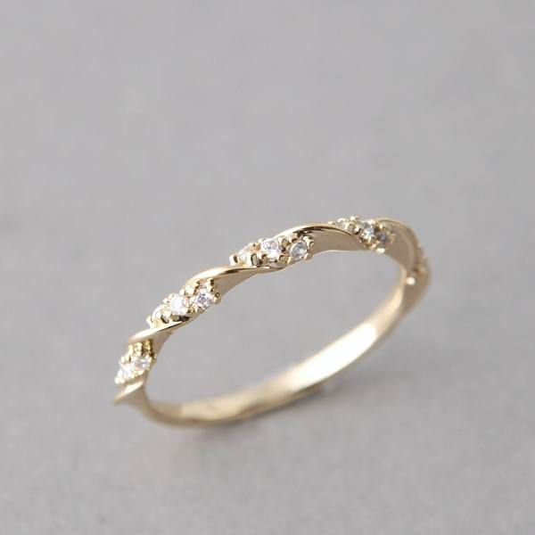 10 best images about Simple wedding rings ideas on Pinterest